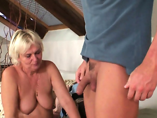 european blowjob blonde