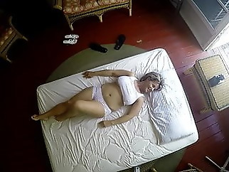 massage hidden camera mature