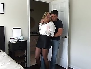 hd videos milf stockings