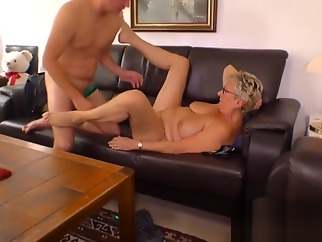 mature german amateur