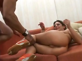threesome facial anal