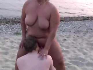cuckold beach amateur