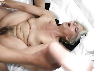 old & mature amateur